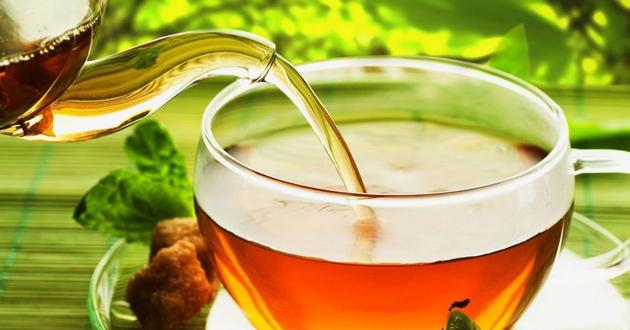 Teas at Eurofood