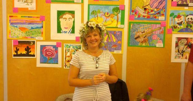 Children Art Contest Awards