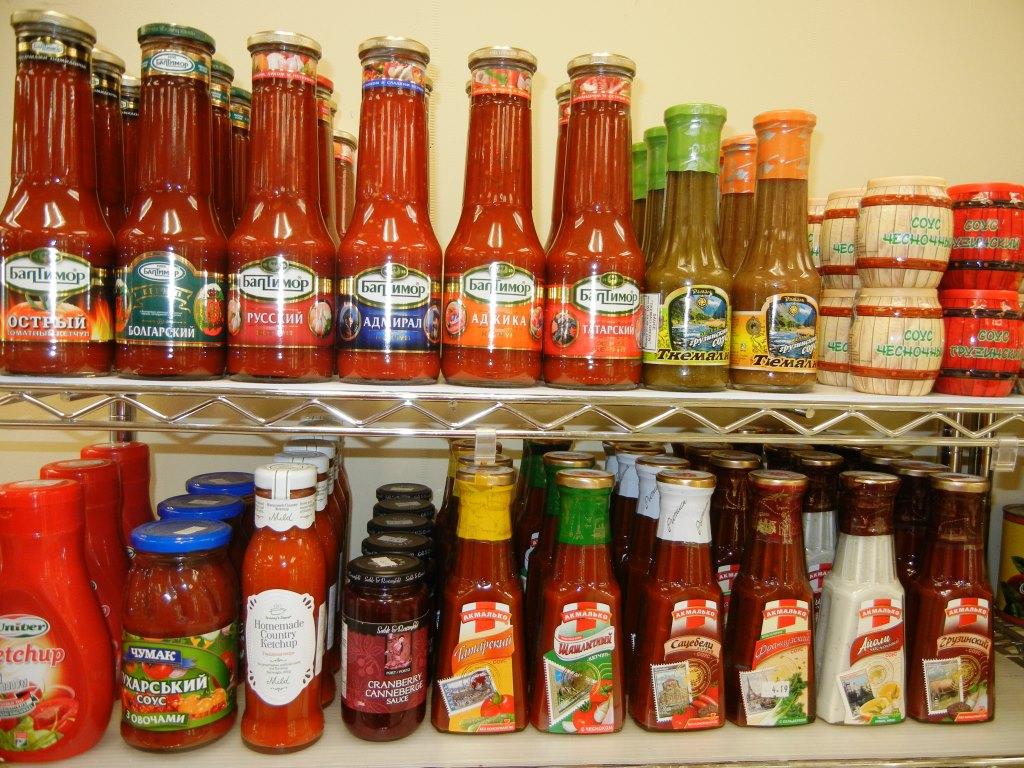 ketchup and sauses baltimor