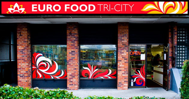 Eurofood tricity storefront