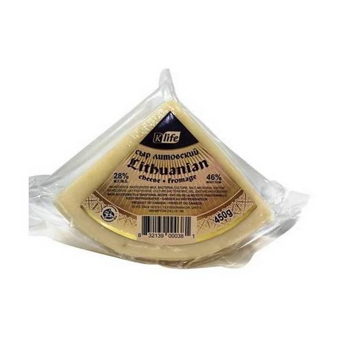 Сыр Литовский