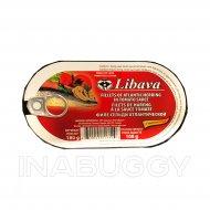 Herring in tomato sauce