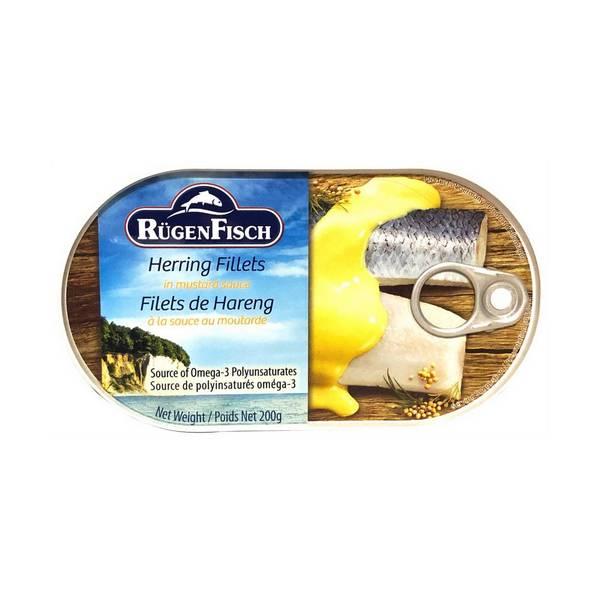 Rugen-Fish-Herring-Fillets-in-mustard-sauce